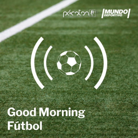 Good morning fútbol